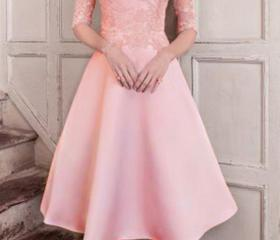Modest Tulle & Satin..