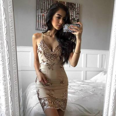 Sexy Tight Short evening dress strapless  Party Dress Cocktail Dress