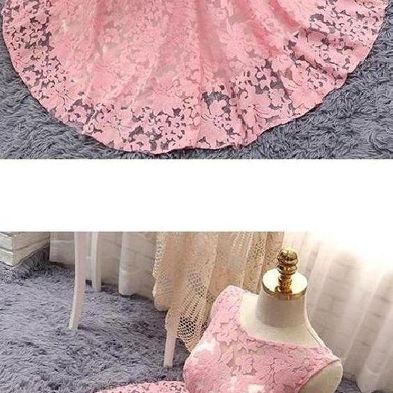 A-Line Homecoming Dresses, Short Prom Dresses,Pink Homecoming Dresses ,Custom Made,Party Gown,Cheap Evening dress